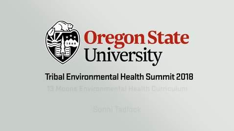 13 Moons Environmental Health Curriculum