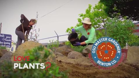 Thumbnail for entry Benton County Master Gardeners Insights into Gardening
