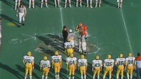 Thumbnail for entry University of Oregon vs. Oregon State University football, November 15, 1980