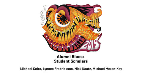 Thumbnail for entry 2019 Phish Studies Conference | Alumni Blues: Student Scholars