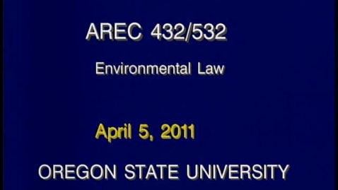 Thumbnail for entry AREC 432/532 - Lecture 03