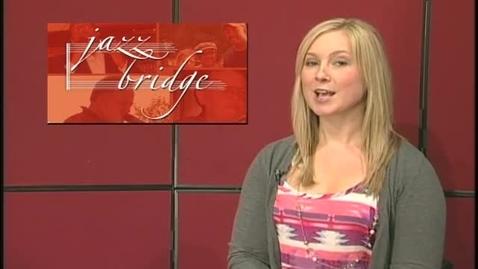 "Thumbnail for entry ""Blonde Bombshells on the Hour"" [KBVR-TV Show], circa October 2011"