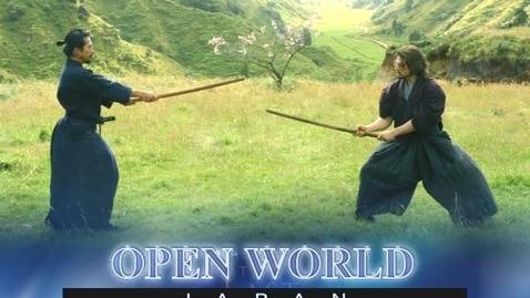 "Thumbnail for entry ""Open World"" [KBVR-TV], Japan episode, circa 2008"