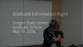Thumbnail for entry How to pay for graduate school