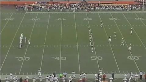 Thumbnail for entry Arizona vs. OSU football, October 13, 1990