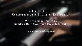 Thumbnail for entry TRAILER - A Call to Life: Variations on a Theme of Extinction