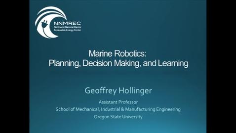 Thumbnail for entry Hollinger Sp2015