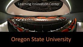 Thumbnail for entry Educause Virtual Tour, Learning Innovation Center, Oregon State University