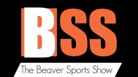 "Thumbnail for entry ""The Beaver Sports Show,""  [KBVR-TV Show] Spring 2008"