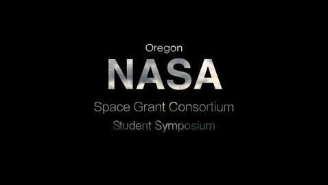 Thumbnail for entry NASA Student Symposium SESSION B