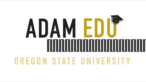 Thumbnail for entry ADAM Audio at OSU: Gear