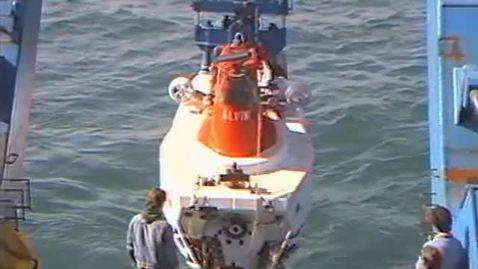 OSU Ocean Dives footage, August 21, 1984
