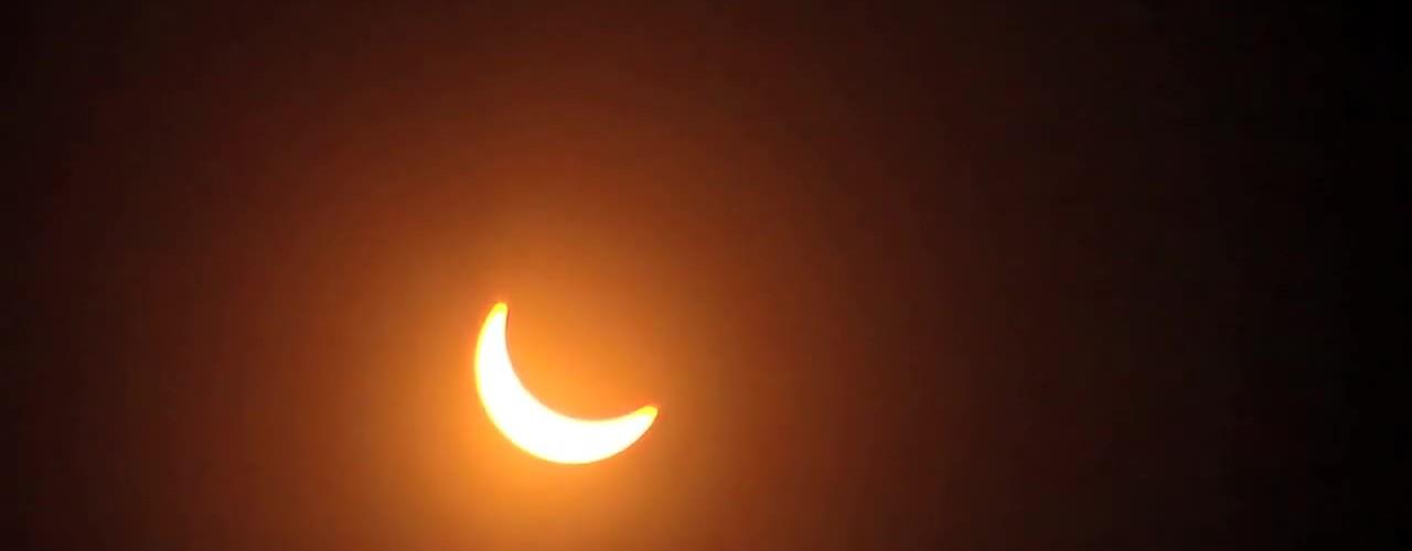 Eclipse video (condensed)