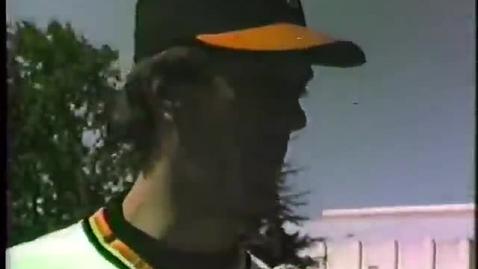 Thumbnail for entry OSU vs WSU Baseball Doubleheader Game 1, 1983 (FV P 057:484)