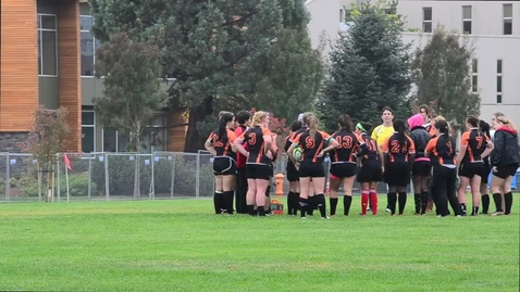 Thumbnail for entry KBVR News - OSU Women's Rugby, circa 2010s