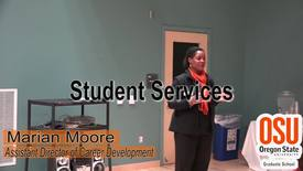 Career Development Center can help with your application to graduate school