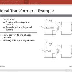 Thumbnail for channel ENGR 202 - Electrical Fundamentals II
