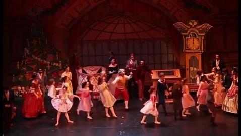 Thumbnail for entry KBVR News - Nutcracker Ballet at LaSells Stewart Center, circa 2010s