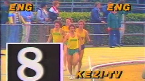 Thumbnail for entry Oregon State University football montage, 1986