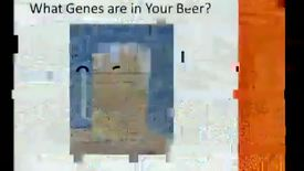Thumbnail for entry What genes are in your beer?