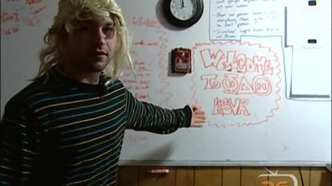 """Thumbnail for entry """"Greek Pads"""" [KBVR-TV Show], Phi Delta Theta, 2009"""