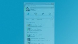 Thumbnail for entry Microsoft Lync: Who to Send an Instant Message
