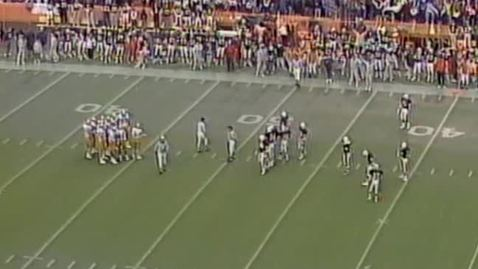 Thumbnail for entry UCLA vs. Oregon State University football, October 21, 1989