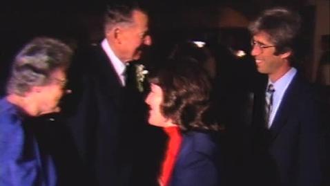 Thumbnail for entry Robert MacVicar Retirement Reception, 1984.