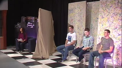"""Thumbnail for entry """"OSU Dating Game"""" [KBVR-TV], February 23, 2009"""