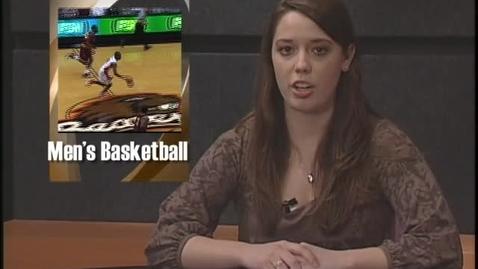 """Thumbnail for entry """"The Beaver Sports Show"""" [KBVR-TV], February 2009"""