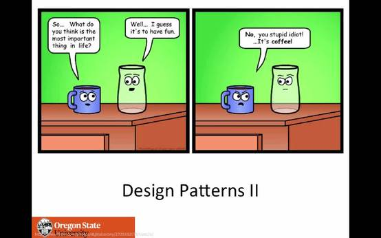 Lecture 5 3 Design Patterns Ii Software Engineering I Cs 361 400 W2018