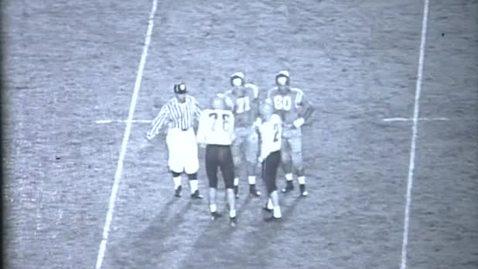 Thumbnail for entry OSC at UCLA football, October 8, 1955