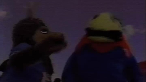 Thumbnail for entry CHIPS Invitational Mascot Ski Race, 1986