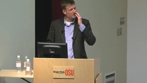 Thumbnail for entry Food For Thought Mark Lynas Questions