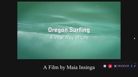 Thumbnail for entry Maia Insinga