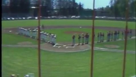 Thumbnail for entry OSU vs WSU Baseball Doubleheader Game 1, 1983 (FV P 057:482-