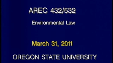 Thumbnail for entry AREC 432/532 - Lecture 02