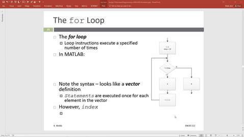 ENGR 112 - Introduction to Engineering Computing - OSU