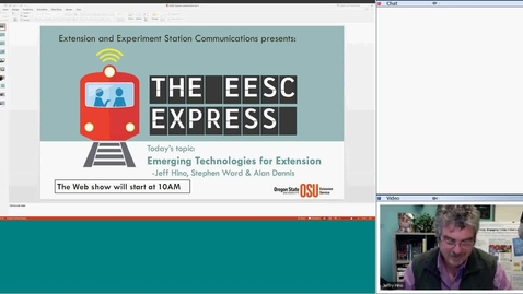 Thumbnail for entry EESC Express-April 2016- Emerging Technologies for Extension