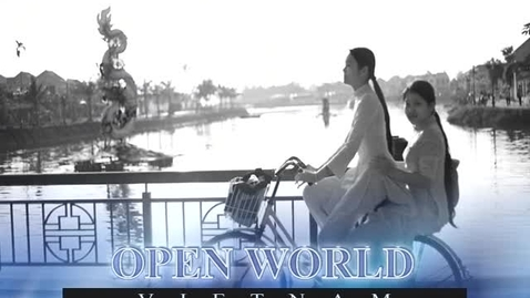 "Thumbnail for entry ""Open World"" [KBVR-TV], Vietnam episode, circa 2008"
