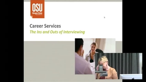 Thumbnail for entry How to Ace Your Interview