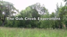 Thumbnail for entry Oak Creek Experiment Video