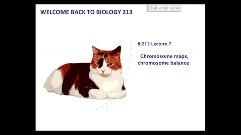 Thumbnail for entry BI 213 - Lecture 07