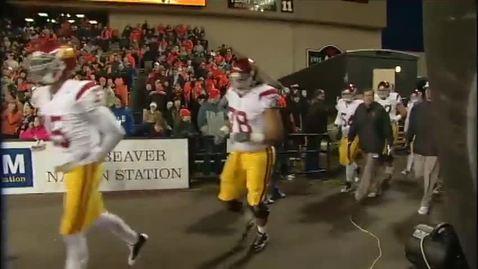 USC vs. OSU football, November 20, 2010