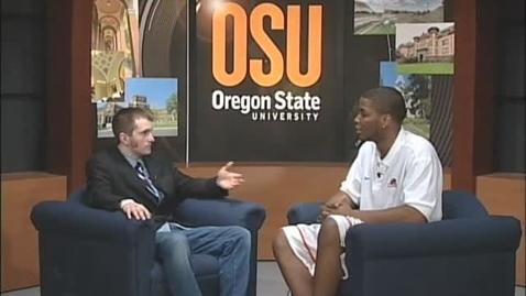 """Thumbnail for entry """"The Beaver Sports Show"""" [KBVR-TV], February 10, 2010"""