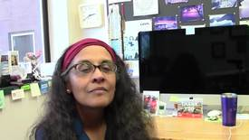 Thumbnail for entry Indira Rajagopal oral history interview,  February 12, 2018