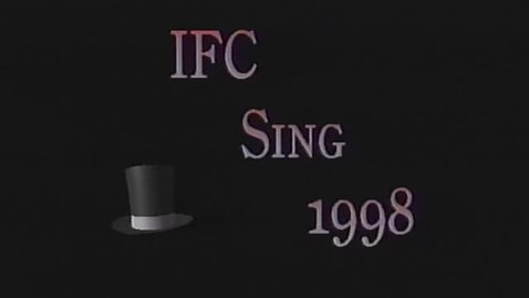 Thumbnail for entry IFC Sing 1998