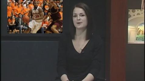 "Thumbnail for entry ""The Beaver Sports Show"" [KBVR-TV], January 27, 2010"