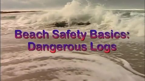 "Thumbnail for entry ""Beach Safety Basics,"" 2007"