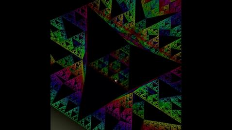 Thumbnail for entry CS450 Final Project: 3D Fractal Viewer
